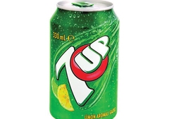 7up 0.33 L